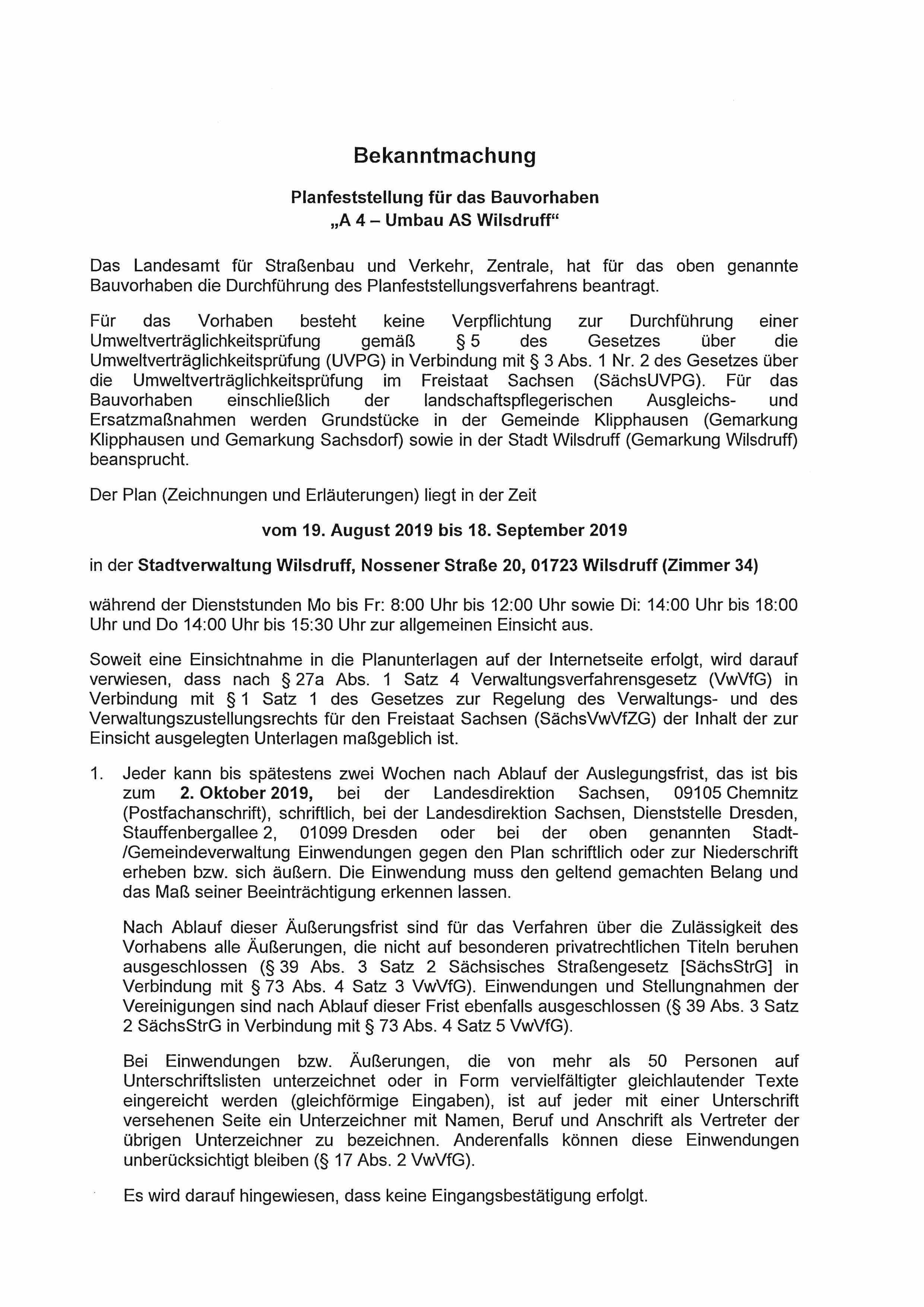 Bekanntmachung_Planfeststellung_A4-Umbau AS Wilsdruff_Seite_1.jpg